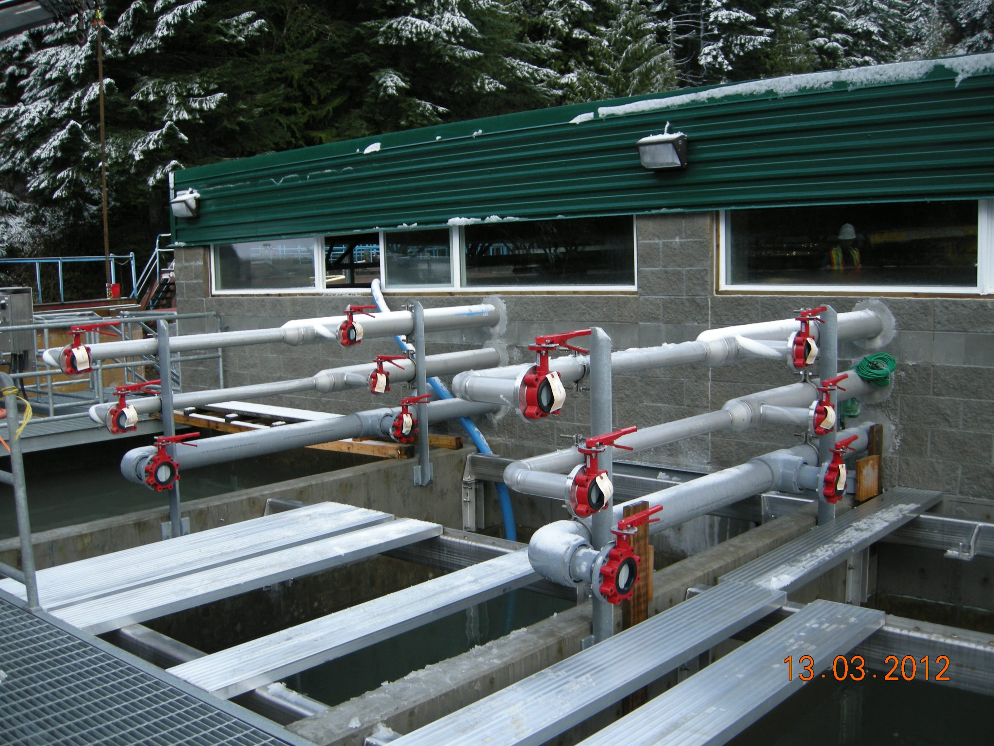 Village of Harrison Hot Springs Miami River Dike Flood Pump Station Replacement.